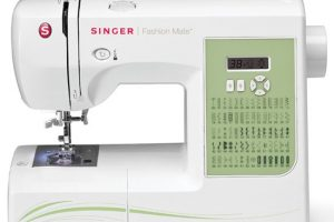 máquina de coser singer 7256