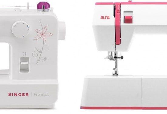 mejores máquinas de coser