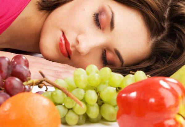Alimentos que te ayudarán a dormir mejor