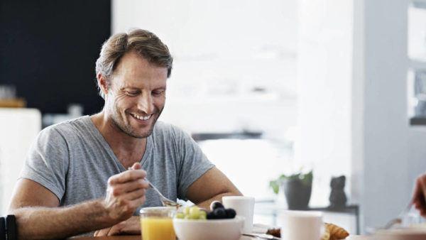 Dieta para engordar hombres
