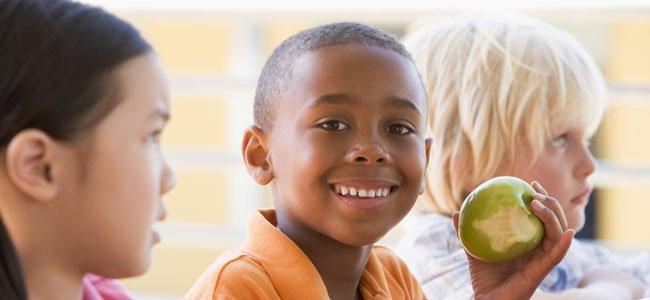 Dieta para niños celíacos